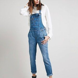 Free People Skinny Fit Overalls 24